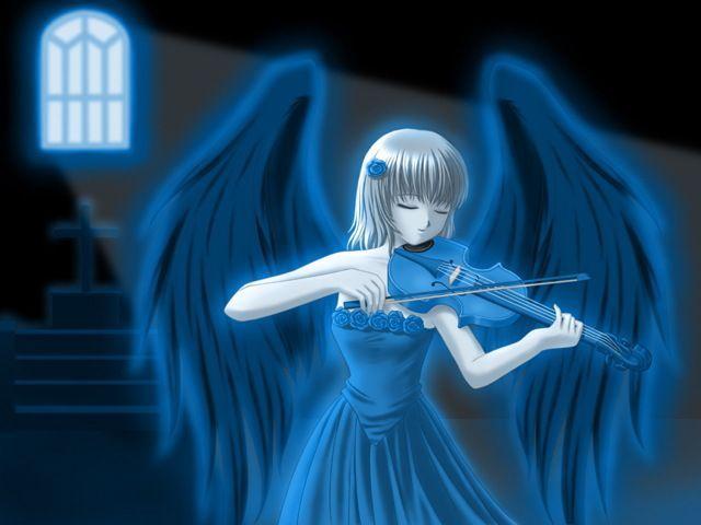 Арты на тему : Ангелы 4d5073b3faeb
