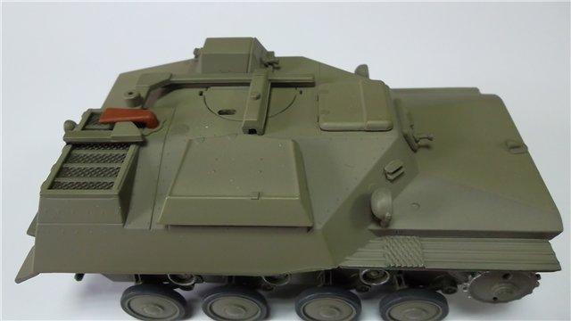 Катюша БМ-8-24 на Т-40, 1/35, (Старт) Ff84f83df6a5