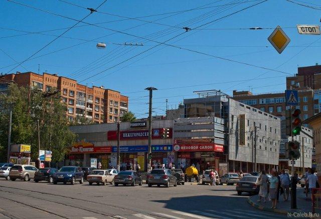 Старый-новый Нижний Новгород. 0645faa9e3ef