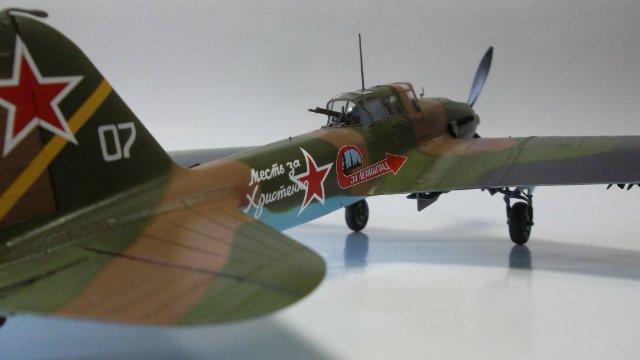 Ил-2, масштаб 1/48, (Tamiya 61113). D8ca57c139be