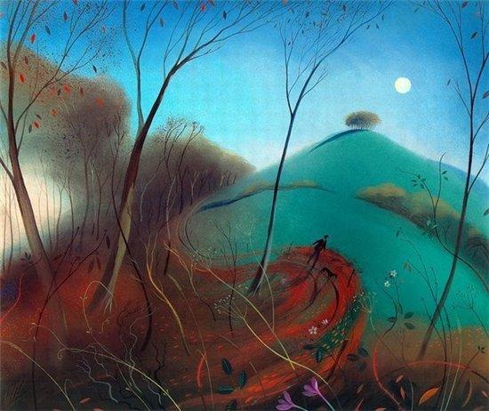 Магия ночи в живописи 4f97c8b84194