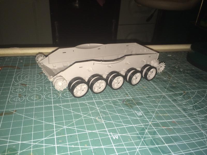 TRUMPETER T-62 Mod 1972  1/35 1d4af0ff5804