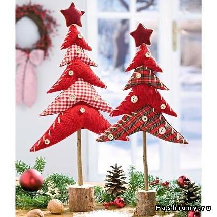 Несколько МК по созданию новогоднего настроения)) Eac61dadf174