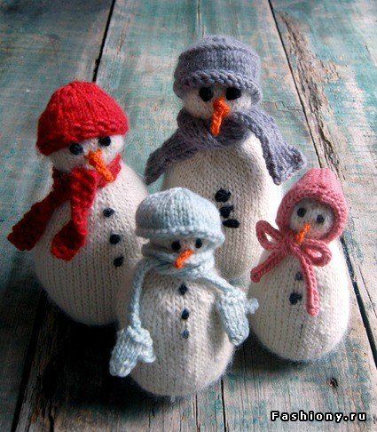 Несколько МК по созданию новогоднего настроения)) 498522754916