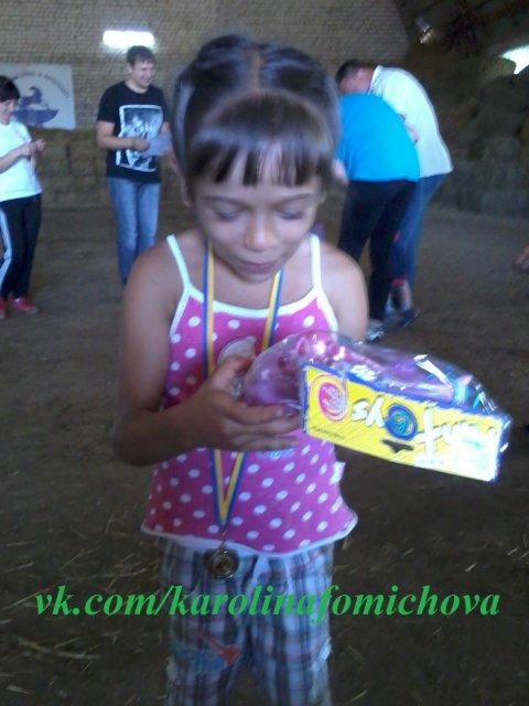 Каролина Фомичева, 7 лет, легкая форма ДЦП 759c20cd8002
