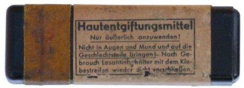 "Пенал от Hautentgiftungmittel - средства для обеззараживания кожи (""лозантинница"") 2e3bd9943eb5"