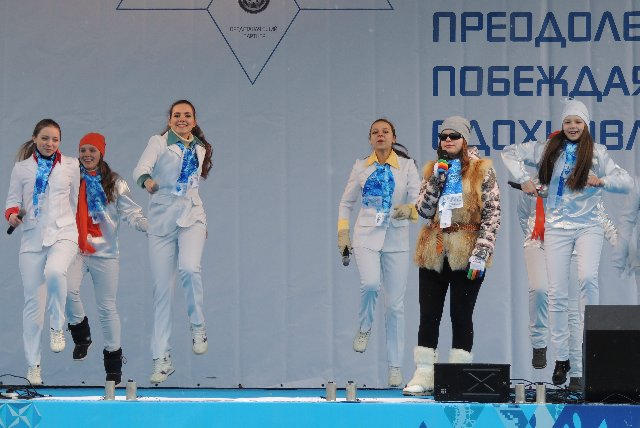 "Эстафета Паралимпийского огня ""Сочи 2014"" в г. Ярославле 6faea78bed24"
