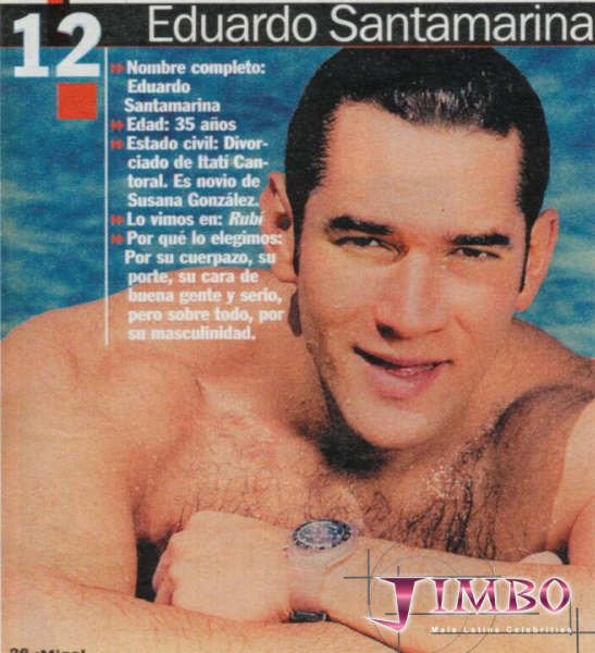 Эдуардо Сантамарина/Eduardo Santamarina 2247b12f99b7