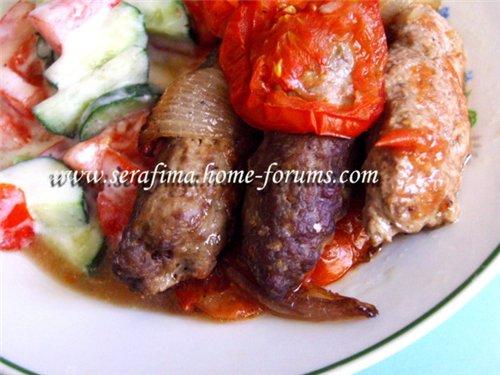 Блюда с овощами, фаршированные овощи  и др. - Страница 3 Fe724ada7fda