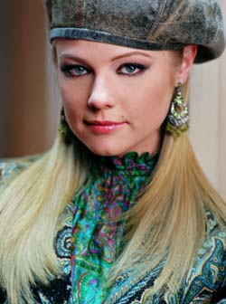 Ана Лаевска / Ana Layevska B085833be17c
