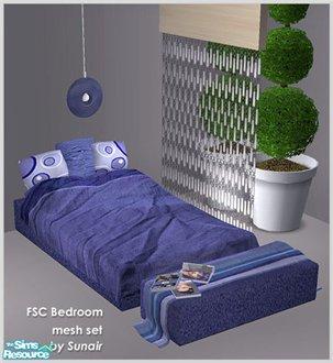 Спальни, кровати (модерн) - Страница 2 03b652a70ebd