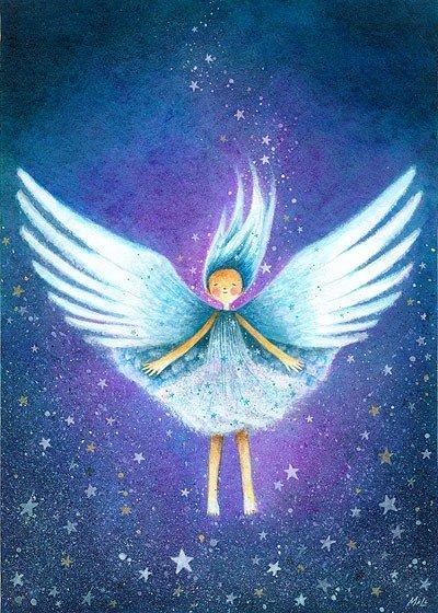 Рисунки детства от May Ann Licudine 36ed9b5a7a35