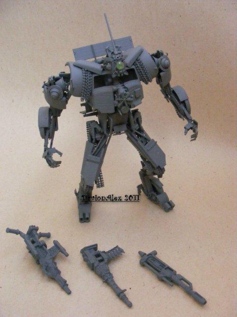 Робот трансформер(не трансформирующийся правда :) ) 71471b86b229