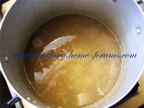 Шорба Сабаних. Суп со шпинатом. Араб.кухня D904051e1635