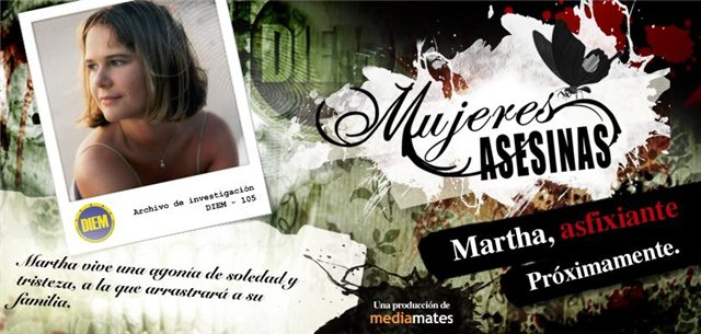 Женщины-Убийцы/Mujeres Asesinas 9a0fd6d9490f