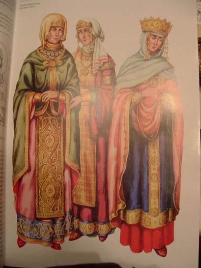 Русские национальные костюмы 8ad7d2ac8557