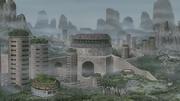 Деревня Скрытого Тумана Кири