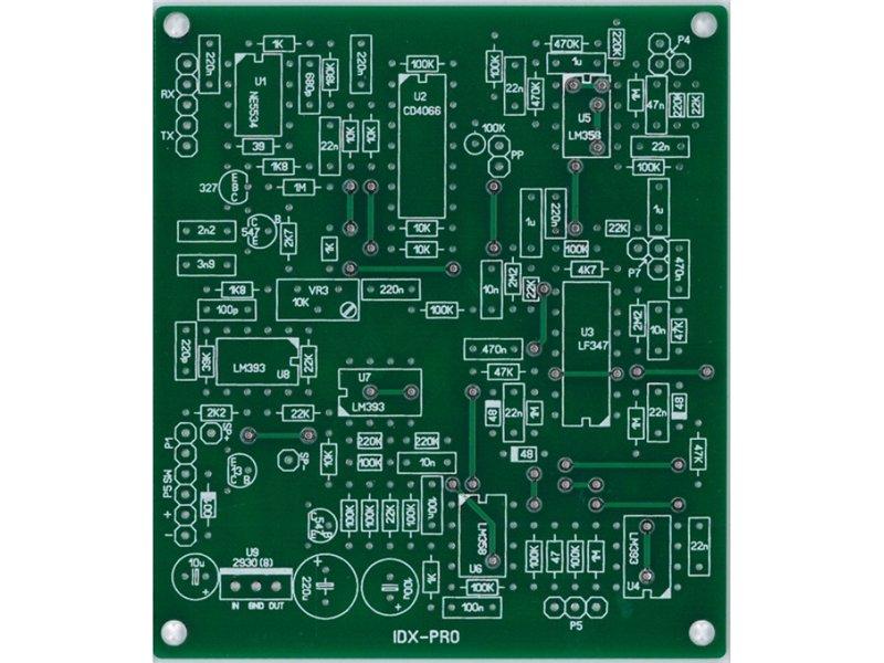 Продавам: PCB  за White's IDX- PRO   (by Eduardo) 40c8ab646279