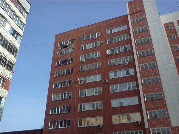 От взрыва самогонного аппарата обвалился балкон 394b562821a2