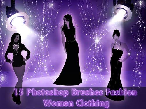 Кисти Fashion Women Clothing 68cdd75c4694