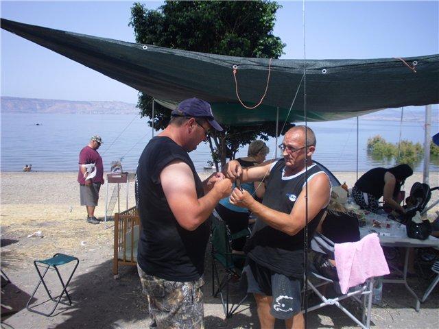Отчёт о турнире по блеснению с лодок на Кинерете 26.05.2012 E670764222f8
