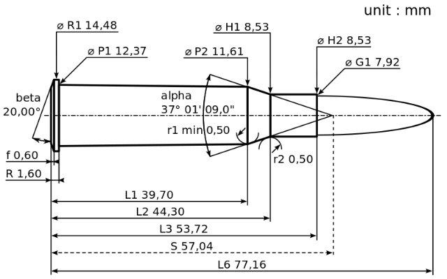 Патрон 7,62×54 R (7,62×54, 7,62×54R, 7,62×54 Rimmed) D3aa12c80a8d
