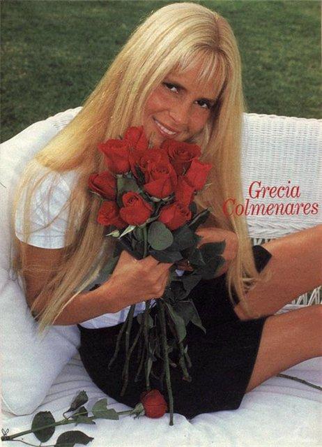 Гресия Кольменарес/Grecia Colmenares 1429ce187273