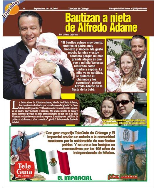 Альфредо Адаме/Alfredo Adame 0855aee2f823