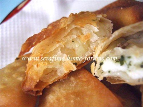 Самбусик - закусочные хрустящие пирожки с начинкой A24f0b5f47f1