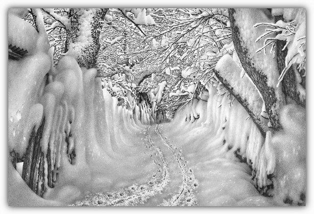 Снег, согревающий душу (Доленджашвили Г.) 28e994788a53