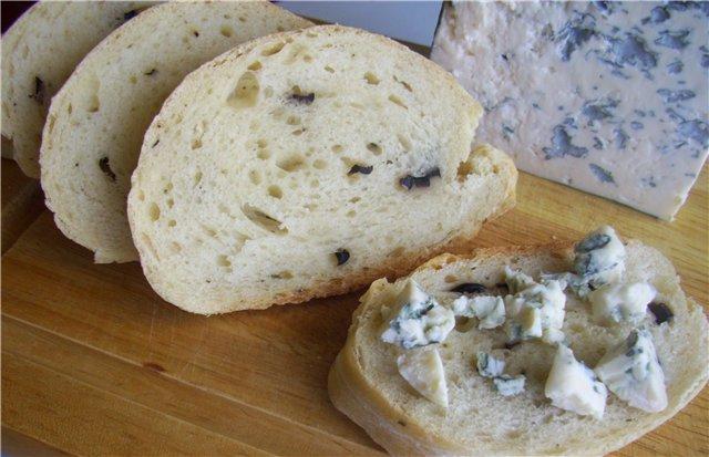 Оливковый хлеб-батон Dff9a75bb2b2