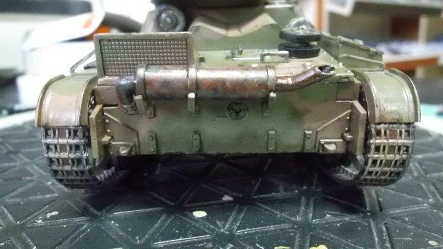 Т-26 обр. 1939 г. 1/35, (Mirage hobby 35309). 9e4b977bb52b