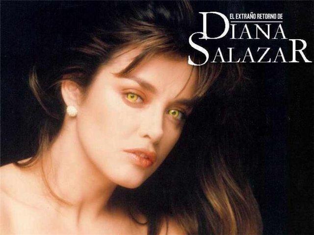 Странное возвращение Дианы Салазар/El Extrano Retorno de Diana Salazar E413cd9972dc