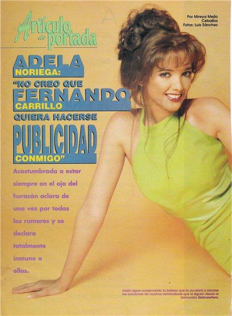 Адела Норьега /Adela Noriega - Страница 5 Ec29c25fe4fa