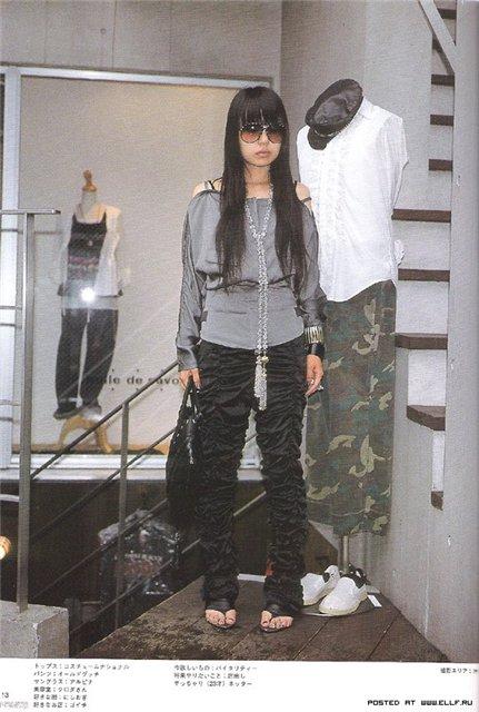 Японская мода ^^ 1385c1e7b737