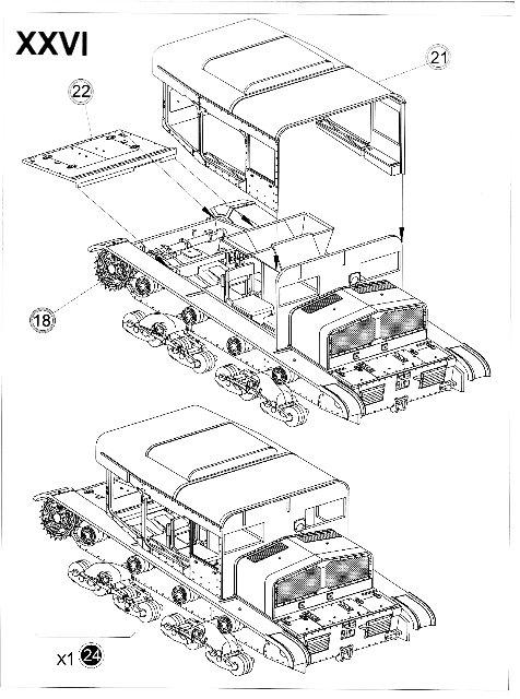 Обзор моделей танка Т-26 (и машин на его базе). E3e5ab55dac4