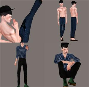 Повседневная одежда (комплекты с брюками, шортами)   - Страница 4 6c15bc7f204c