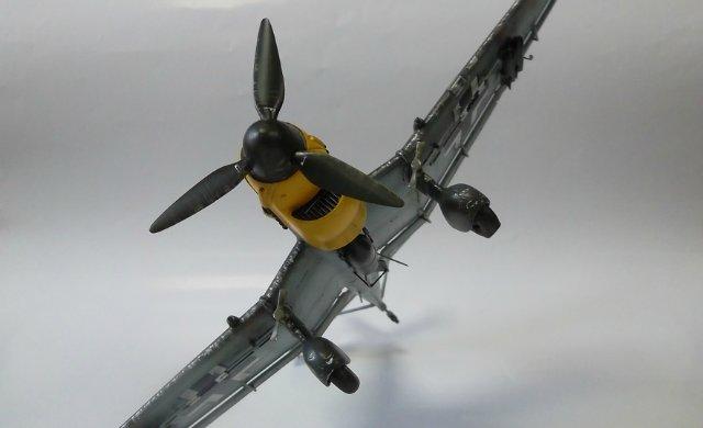 Ju-87 B-2 «Stuka», 1/48, (Tamiya 37008). 063ebd3d0036