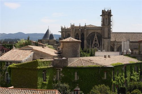 Каркассон (франц. Carcassonne) - город-крепость. C484fd807142