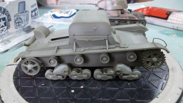 Т-26Т артиллерийский тягач, 1/35, (RPM 35072). 394265cbca00
