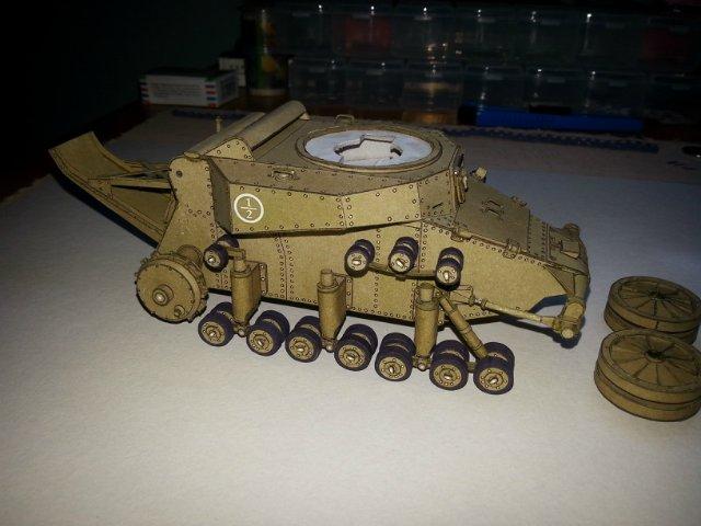 Т-18 (МС-1) Бумажное моделирование №45 Bd11ab8c93f4