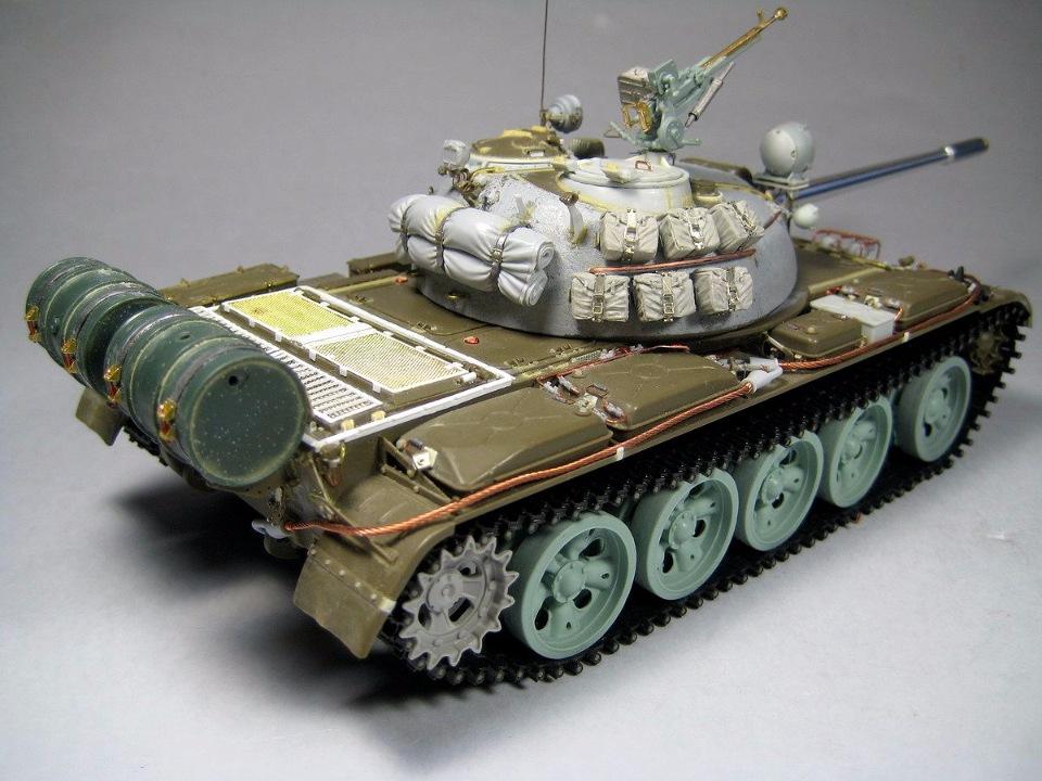Т-55. ОКСВА. Афганистан 1980 год. - Страница 2 5332de5133cf