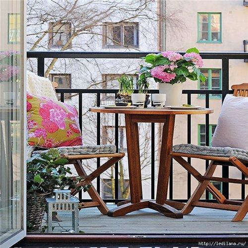 Идеи для оформления балконов и лоджий D677fdc710c3