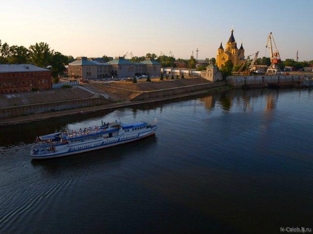 Старый-новый Нижний Новгород. 415323d2e8ab
