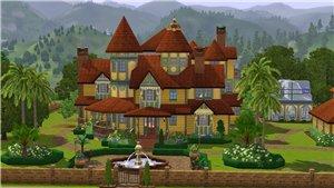 Замки, дворцы - Страница 7 613c2f6e1c12