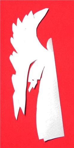 Ритуал на исполнение желания с бумажным ангелом 68dacf9f1312