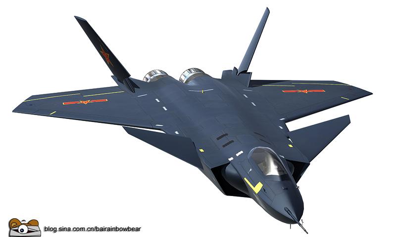 Más detalles del Chengdu J-20 - Página 2 A8546675836d