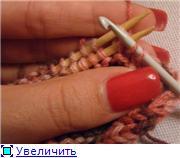 Учимся вязать спицами - Страница 2 7fc42b94eb38t