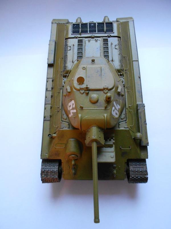 Т-34/76 Красное Сормово 1/35 (Моделист) - Страница 2 61502b7543ba
