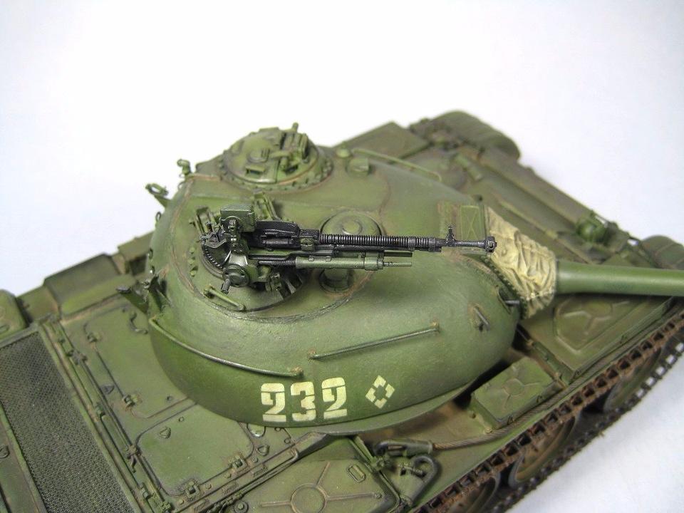 Т-54 образца 1951 г.  11f83ff5c269